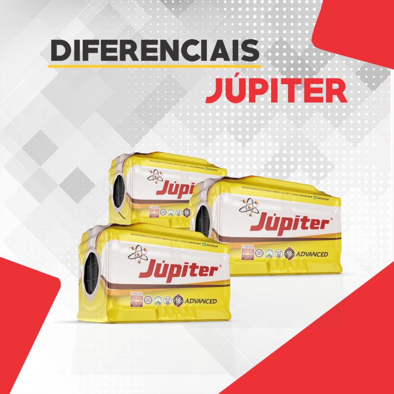 Diferenciais Júpiter
