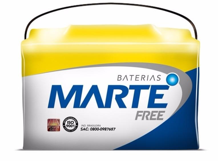 Baterias Marte