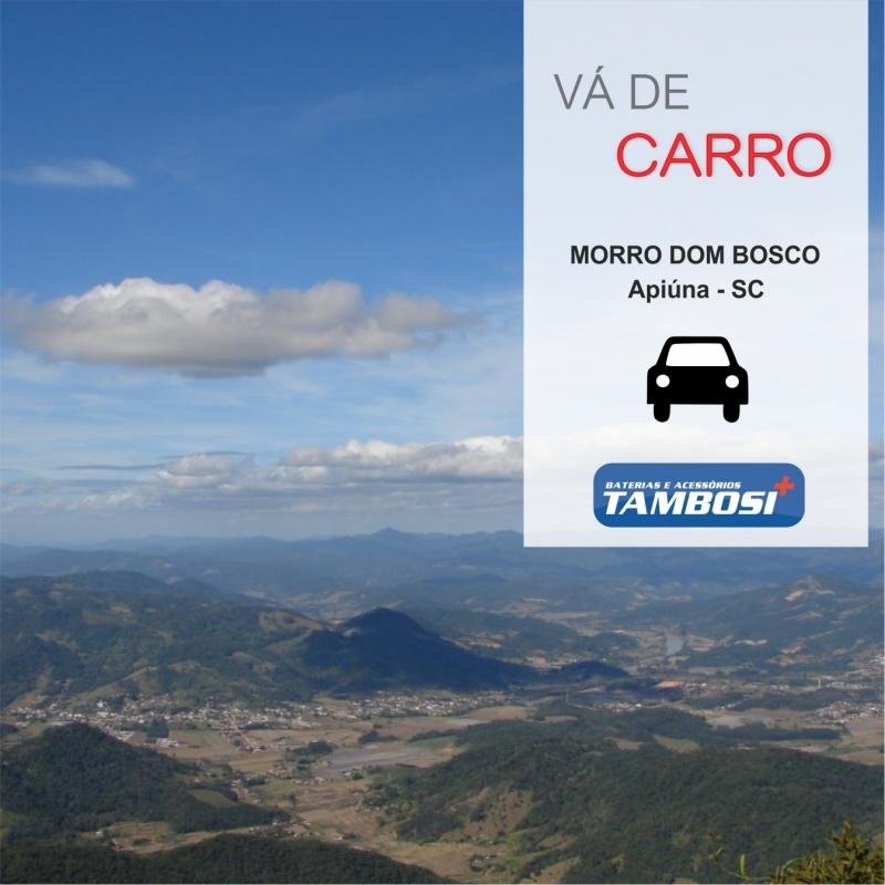 Morro Dom Bosco
