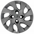 Calota 15 CP Premium Onix/Prisma 14... 16 grafite