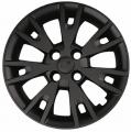 Calota 15 AR Premium Logan/Sandero 20 preto fosco