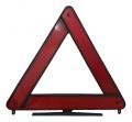 Triângulo de segurança plástico